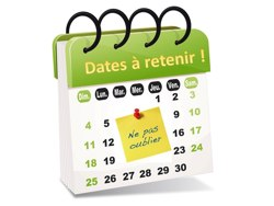 BASKET : Dates A retenir...