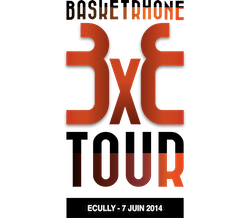 BasketRhône 3x3 Tour - Open d'Ecully                 - 7 juin