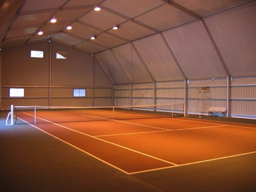 Quincieux saint germain au mont d 39 or le club les for Surface terrain de tennis