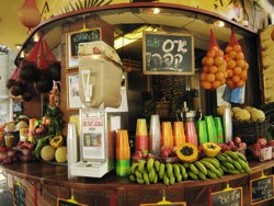 The essential success variables of a juice bar