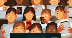 The Effect of Social Media on Mental Health among Young People